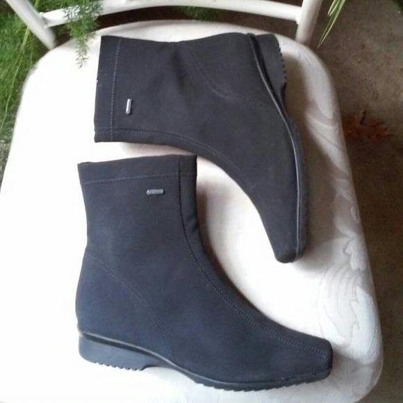Ara Goretex High Ankle Boots Womens